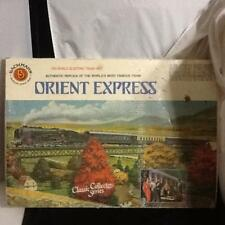 Bachmann HO Scale Electric Train Set Authenic Replica Of Orient Express Orig Box