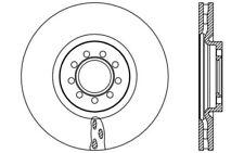 2x OPEN PARTS Discos de freno delanteros Ventilado 290mm BDA2389.20