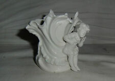 XIX SECOLO SALE / VASO Figurina Bambino forma SHELL