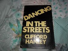 Dancing In The Streets Clifford Hanley Signed UR Books 1972 My Gay Glasgow
