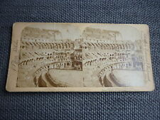 Sepia 1890s Collectable Antique Stereoviews