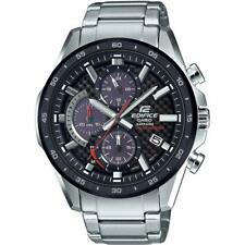 Casio edifice solar watch clock chronograph men's efs-s540db -1 AVEF