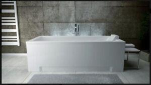 Luxury Rectangular Bathtub * MODERN* Various Sizes * Accessories Available 1300