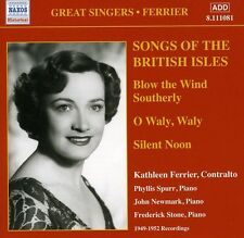 Kathleen Ferrier - Songs of the British Isles [New CD] Germany - Import