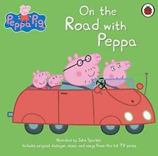 On The Road with Peppa (Peppa Pig) by  %7c Audio CD Book %7c 9780241261347 %7c NEW