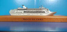 Kreuzfahrtschiff VASCO DA GAMA Schiff Schiffsmodell Metall Originalkarton