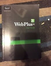 WebPlus X6 User Guide by Serif Europe Limited (Paperback, 2012)