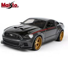 Maisto 1:24 2014 Ford Street Racer Modified Car Alloy Simulation Models Vehicles