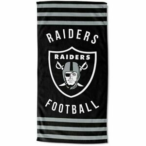 NFL Oakland Raiders Beach Towel
