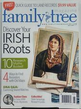 Family Tree Magazine May June 2017 Discover Your Irish Roots FREE SHIPPING sb