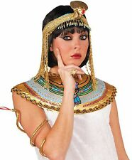 Adult Cleopatra Gold Snake Finger Ring Jewelry Egyptian Costume Accessory