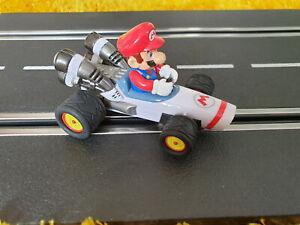Carrera Go 61037 Mario Kart...Mario in Super Zustand...ohne Ovp 1:43
