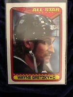 1990 Topps All Star # 199 Wayne Gretzky LOS ANGELES KINGS - MINT