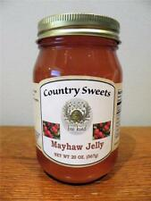 Country Sweets All Natural Homemade Mayhaw Jelly 20 oz Jar