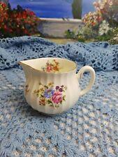 Royal Worcester Roanoke Milk Jug Cream Colour