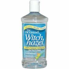 Dickinson Brands Witch Hazel For Face & Body 16 fl oz 473 ml