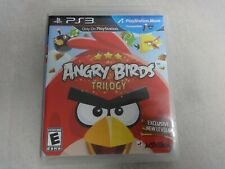 Angry Birds Trilogy Sony Playstation 3 PS3 Game Complete