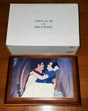 FOSSIL Disney Collectors Watch Club SNOW WHITE MUSIC BOX Limited Ed 7500 DS-201