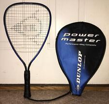 """Dunlop - Power Master - Racquetball Racquet Gro2206 00 3 7/8"""""""