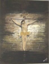Medium (up to 36in.) Religious Art Paintings