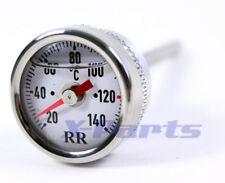 RR temperatura del Aceite Indicador Termómetro de YAMAHA YFZ 450 660 pardo NUEVO