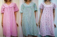 Biancheria camicie da notte in misto cotone a tutti i giorni per la notte da donna