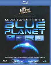ADVENTURES INTO THE BLUE PLANET BLU-RAY
