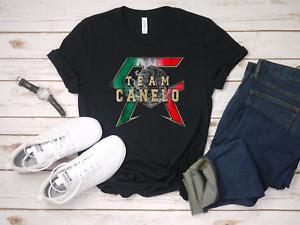Canelos Funny Saul Alvarez boxer T-Shirt, Unisex tee