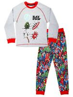 Marvel Avengers Pyjamas with Iron Man, Captain America, Hulk and Thor for Boys