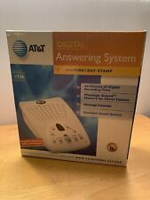 AT&T - Digital Answering System - Time/Day Stamp Model 1738 - English/Spanish 5