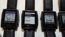 New batt! Pebble Steel Smartwatch 401BL