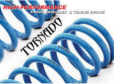 Tornado Tuning Down Lowering Spring 4P 1Set  For 11 12 13 Chevy Sonic 4d & 5d
