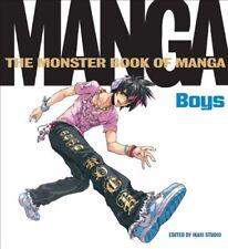 Monster Book of Manga: Boys-Ikari Studio