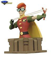Diamond DC Batman The Animated Series Dark Knight Carrie Kelly Robin Bust