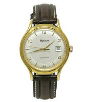 Orologio Bulova automatic watch caliber eta 2824-2 clock swiss movement horloge