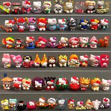 100pc MINI HELLO KITTY ANIME azione giocattolo di alta qualità non ripetuto Collection