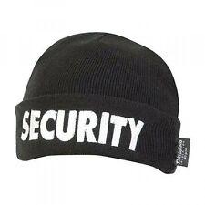 Black Viper Security Bob Hat festival staff | FREE uk shipping