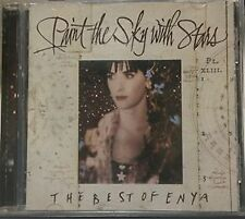 THE BEST OF ENYA PAINT THE SKY WITH STARS CD ALBUM