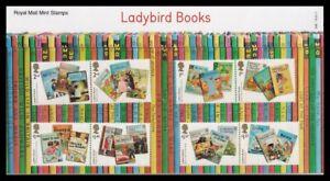 2017 GB Ladybird Books Royal Mail Presentation Pack No.546