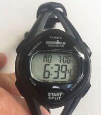 Women Timex Ironman Triathlon Watch 892 Indiglo 50 Tone 100m