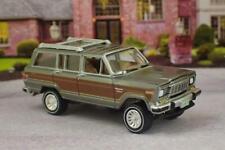 Model Years 1963 - 1991 AMC Jeep Grand Wagoneer Limited 4x4 1/64 Scale Ltd Edt K