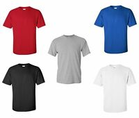 BRAND NEW Plain 100% Cotton T-Shirt Tee Unisex Men Casual Adults clothes tshirt