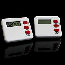 LCD Timer 99 Minute Count-down Sport Study Rest Digital Kitchen Clock Mini Hot