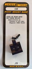 Weaver Pivot Mount Base 139 #48139 Winchester 70 Magnum