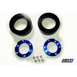 Complete Lift Kit 50mm for Toyota LAND CRUISER 120, PRADO, FJ CRUISER 2002-2010