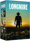 LONGMIRE Complete Series Collection Seasons 1-6  ( DVD, 2018, 15-Disc box Set) <br/> Free Shipping with USPS PRIORITY MAIL ( 2-5 days)