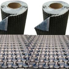 4x Kamin- und Anschlussband (vollflächige Butylschicht) anthrazit 3Dflex Alu TOP