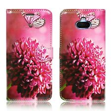 *NEW LEATHER WALLET BOOK FLIP PROTECT PREMIUM CASE COVER SONY XPERIA EXPERIA 10