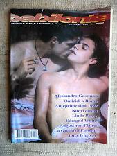 BABILONIA mensile gay e lesbico n154 aprile 1997 Alessandro Gassman, Linda Perry
