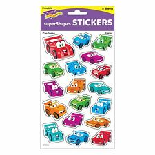 144 Car-Toons Reward Stickers - SuperShapes ideal for Teachers